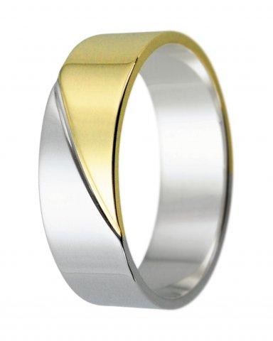 Hejral snubní prsten Harmony 15