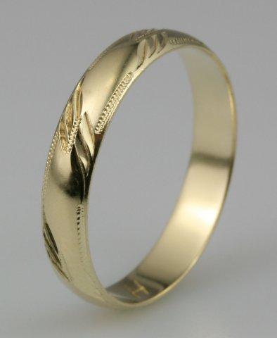 Hejral snubní prsten Lada 2/H