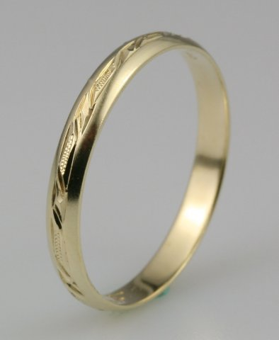 Hejral snubní prsten Lada 3/F